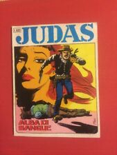 JUDAS N.15 ALBA DI SANGUE BONELLI DAIM PRESS