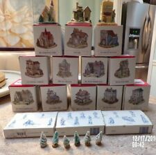 Americana Collection Liberty Falls 12 Buildings Accessories