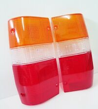 REAR TAIL LIGHT LENSES FOR MITSUBISHI MIGHTY MAX 1987-96 DODGE D-50 87-93 PICKUP