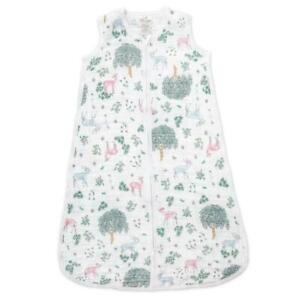 Aden and Anais Forest Fantasy- Deer Classic Sleeping Bag 1.0 TOG XL 18mth+