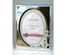 "Quality Cherish ~ Bridesmaid Silver Photo Picture Frame - 4"" x 6"" Wedding Gift"