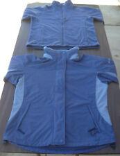 Columbia Jacket Womens Large 3-in-1 INTERCHANGE Bugaboo Coat Blue Purple Adjusta