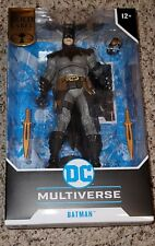 Batman Todd McFarlane Gold Label Collection DC Multiverse Walmart Exclusive NEW!