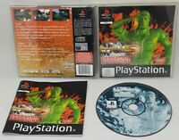 PS1 Army Men Operation Meltdown Sony PlayStation Complete VGC FAST FREE POST