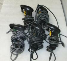 *Lot Of 5* Symbol Ls2208-Sr20007R Handheld Laser Barcode Scanner W/ Usb Cable