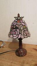 Tiempos pasados Estilo Tiffany Lámpara De Mesa-todos orden de trabajo
