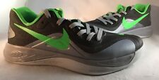Nike Hyperfuse Low PSN-GRN Size 9.5