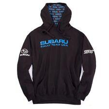 Subaru Rally Con Capucha Sudadera Con Capucha Nuevo Oficial Genuino WRX STI Racing Jdm!!!