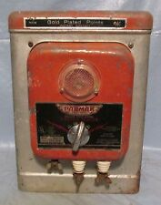 Vintage Fence Charger By Parmak Deluxe Field Model @Look@ Western/ Cabin Decor