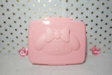 Sanrio JAPAN My Melody Wet Tissue Case Wipe Sheet Box Plastic Box Storage