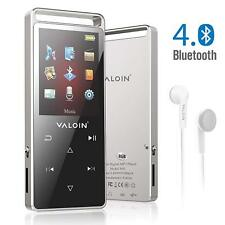 Mp3 Player Portable Digital Bluetooth Metal 50 Hour Playback Time Voice Recorder