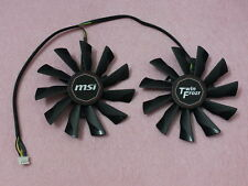 95mm MSI GTX 750 760 770 780 Twin Frozr Video Card Dual Fan PLD10010S12HH R149b