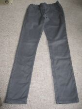 Next Girls Grey Jeggings Jeans Trousers Age 10
