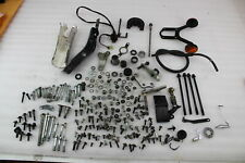 Lot Of Nuts, Bolts, Washers, Bracket +Other Small Parts for Suzuki Drz400S 2005