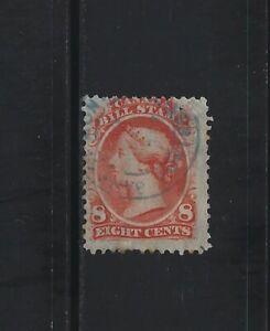 CANADA - #FB25 - 8c USED QUEEN VICTORIA BILL STAMP (1865)