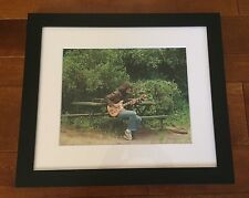 Jerry Garcia Photograph - Grateful Dead  -  (2 sizes offered)