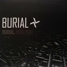 "Burial - Burial (NEW 2 x 12"" VINYL LP)"