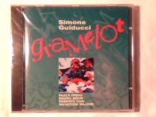 SIMONE GUIDUCCI Gramelot cd PAOLO FRESU RARISSIMO SIGILLATO VERY RARE SEALED!!!