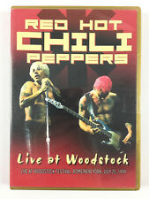 Red hot chili peppers Live At Woodstock 1999 DVD