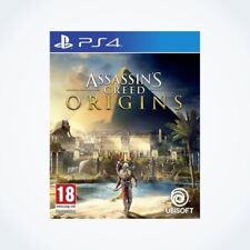 ASSASSIN'S CREED ORIGINS sur PS4 / Neuf / Sous Blister / Version FR