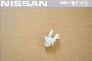 NISSAN GENUINE 88-93 S13 SILVIA Bonnet Hood Rod Support Retainer Clip OEM 200SX