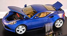 Artega Coupe GT V6 300PS VW Moteur 2009-12 bleu bleu métallisé 1:18 Revell