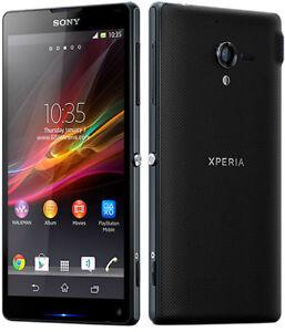 Android Sony L35h Xperia ZL 4G LTE HSPA+ ZQ C6503 C6506 13MP 16GB/2GB Cellphone