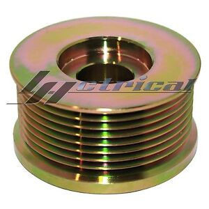 ALTERNATOR 8 GROOVE PULLEY For VOLVO ACL42 ACL64 FE42 VHD VNL VNM WA WC WG WH Wl