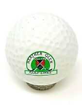 Heather Glen Golf Links Collectible Golf Ball- Free Shipping