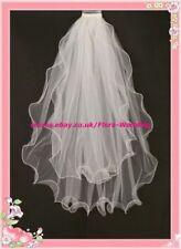 Accessoires ivoire en tulle pour la mariée