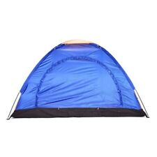 4-6 Person Camping Tent Blue