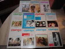 11 Revues Magazines CINEMA 79 SOIXANTE DIX NEUF Année 1979 Complete (241 à 252)