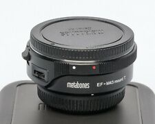 Metabones Canon EF to Micro-Four-Thirds TII adapter