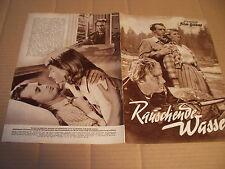 RAUSCHENDE WASSER - INGE LANDGRÉ / PETER LINDGREN / A. SJÖSTRAND - FILMPROGRAMM