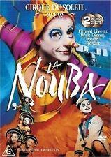 Cirque Du Soleil: La Nouba (DVD, 2005, 2-Disc Set) Australian R4