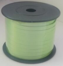 200m Light Green Curling Ribbon NEW Christmas/birthday/wedding gift decoration