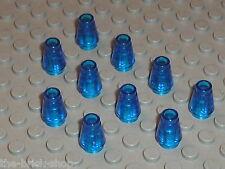 10 TrBlue Cones ref 4589 LEGO / Sets 9320 7692 6959 6990 6939 1793 8019 7690 ...