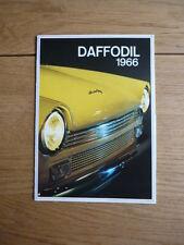 DAF Daffodil folleto 1966 Jm