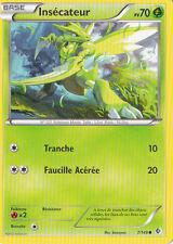 Insecateur - N&B:Frontieres Franchies - 7/149-Carte Pokemon Neuve Française