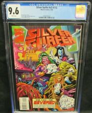 Silver Surfer #v3 #115 (1996) Tom Grindberg Cover CGC 9.6 White Pages F426