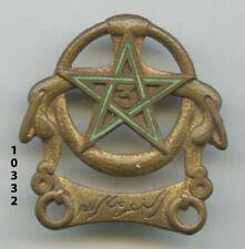 Insigne spahi , 3 Rgt. de Spahis Marocains