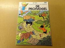 STRIP / JOMMEKE 234: DE PECHVOGEL   1ste druk