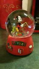 Walt Disney Mickey Mouse Snow Globe
