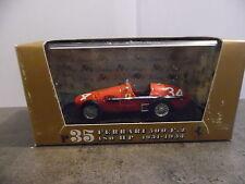 1/43ème BRUMM Série Oro n°35 – Ferrari 500 F-2 1951-1953
