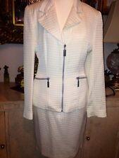 Luxus Blazer Madeleine Gr 34  36  Rock 34 Alba Moda  Kostüm Top Apart Jades