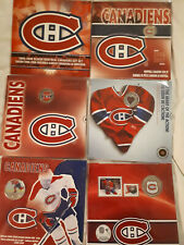 ENDS DEC 10 *Montreal Canadiens Gift Sets by RCM - 2006,2007,2008,2009,2010,2014