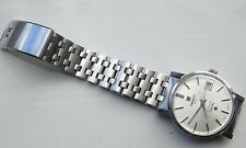 Tissot Stainless steel Automatic Seastar  1960's  mechanical wristwatch