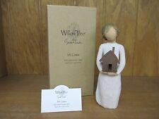 """""""Mi Casa"""" Willow Tree Figure #26146 - New in Box"""