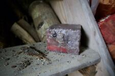 Dybbuk box - wax sealed - red chest style. covered in old wax.