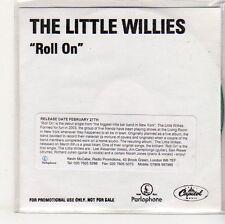 (EO864) The Little Willies, Roll On - DJ CD